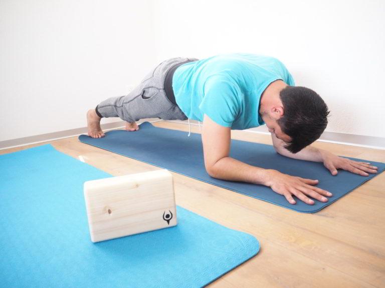 Eco Package: Yoga Mat & Block