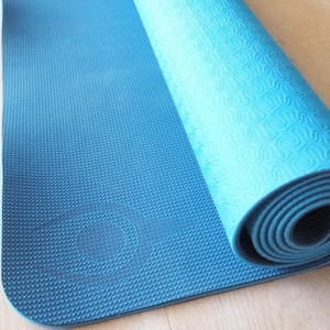 Intuitive Eco-Friendly Yoga Mat, tapis de yoga intuitive