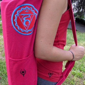 Pack Smart: Tapis et Sac de Yoga, Smart Package yoga mat & bag