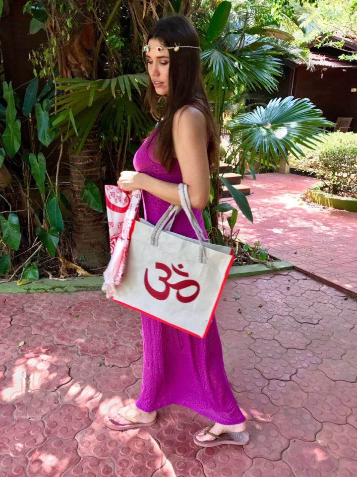 Zen India Bag, Sac indiens Zen