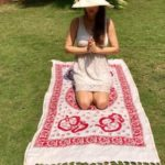 om dream towel